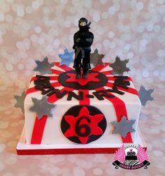 Ninja! - Cake by Cakes ROCK!!!