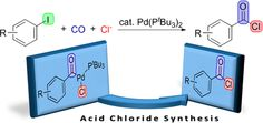 A Palladium-Catalyzed Carbonylation Approach to Acid Chloride Synthesis