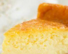 Gâteau au fromage blanc allégé
