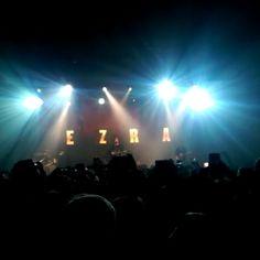 George Ezra & Dylan LeBlanc performed on Tuesday at Terminal 5