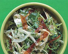 Artichoke, Fennel & Prosciutto Salad -Epicurious      Artichoke, Fennel, and Crispy Prosciutto Salad Recipe  at Epicurious.com