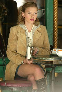Scarlett Johansson in 'In Good Company' | #InGoodCompany #ScarlettJohansson #DennisQuaid