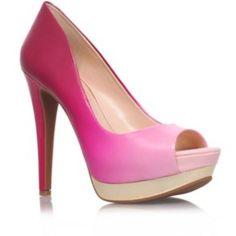 Jessica Simpson Ombre Pink 3in Heels