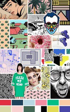 | Lichtensteins's Lovechild | project theme by Patternmash
