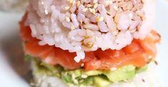 Après le sushi cake, faites-vous plaisir avec cette recette originale et un peu spéciale de sushi burger qui impressionnera sans aucun doute tous vos amis! Le sushi burger, c'est LA tendanc...