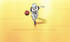 Kuroko's Vanishing Drive. I don't think he's ever looked cooler! :D I get more excited watching this anime than actually playing myself! :D