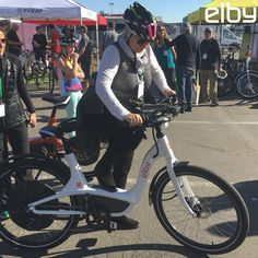 There's an Elby for everyone! Get yours at elbybike.com! #ElbyBike #eBike #electricbike
