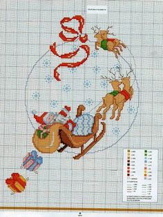 Point de croix *♥*Cross stitch                                                                                                                                                                                 More
