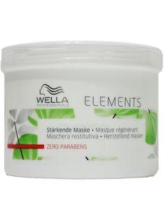 Nuova #Recensione per questo prodotto: #Maschera #Restitutiva #Elements #Wella - http://www.pinowebshop.com/prodotto/maschera-restitutiva-elements-wella/#reviews