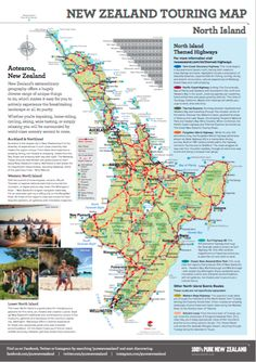 16 Best NZ maps images   Map  Travel posters  Map of new