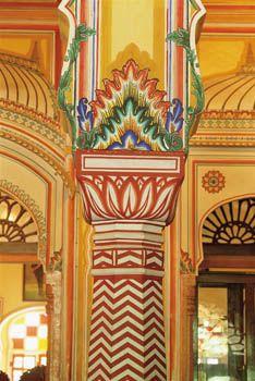 India's columns