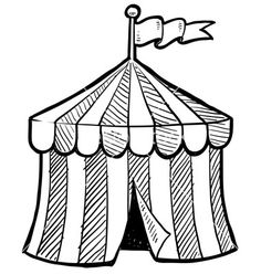 how to draw a circus tent - Google Search