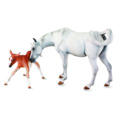 These breyer horses are so cute