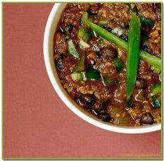 Best #Recipe I Made This Week: Tempeh Chili | #Vegan Chews & Progressive News {11-21-14}