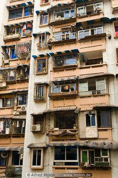 05 Residential building rear facade China / Chongqing / ༺ ♠ ༻*ŦƶȠ*༺ ♠ ༻