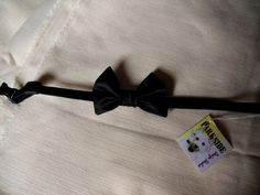Black tie affair for cats-- hehe wouldn't this be cute on my tuxedo cat!!!