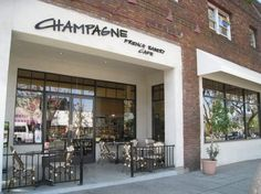 Champagne French Bakery Cafe - Los Angeles, California