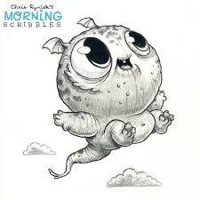 Resultado de imagem para morning scribbles#700