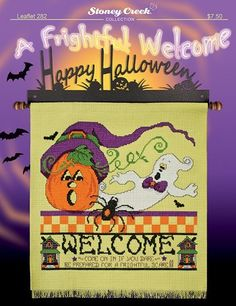 Leaflet 282 A Frightful Welcome – Stoney Creek Online Store