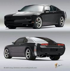 Please build this! ! Dodge Charger R/T Two Door Coupe.