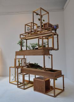 Plant-in City: An Interactive Architecture for 21st Century Plants