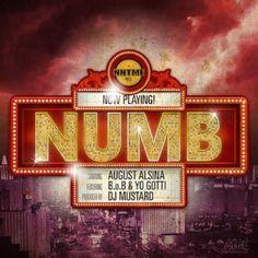 August Alsina ft. B.o.B. & Yo Gotti – Numb (Remix)