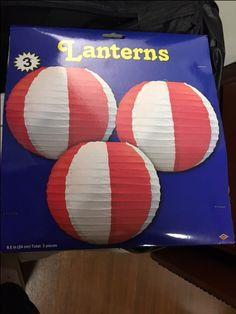 lanternas q comprei