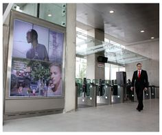Image result for exterior video wall