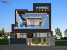 Ideas Contemporary Door Design Architecture Facades For 2019 House Front Design, Modern House Design, Door Design, Facade Design, Front Elevation Designs, House Elevation, House Paint Exterior, Wall Exterior, Exterior Siding