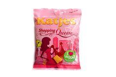 Sei deine eigene Shopping Queen. Mit Katjes Shopping Queen.