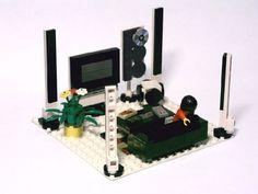 B&O: A LEGO® creation by Matija Puzar : MOCpages.com