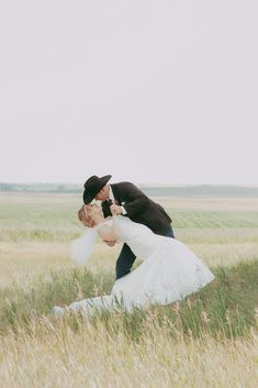 Take a peak at this couple's cowboy wedding in central Alberta, Canada. Alberta Canada, Best Day Ever, Cowboy Boots, Abs, Weddings, Couple Photos, Couples, Photography, Couple Shots