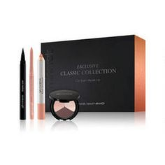 glominerals Classic Collection - beauty brands exclusive