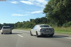 G12 2016 BMW 7 Series Long Wheelbase Spotted - http://www.bmwblog.com/2014/08/19/g12-2016-bmw-7-series-long-wheelbase-spotted/