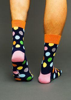 happy socks for happy men