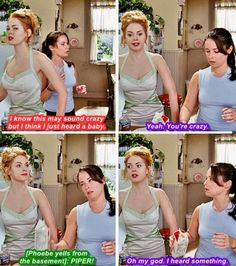 Charmed - Piper and Paige