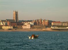 Cromer. Cromer, Uk Photos, Norfolk, The Great Outdoors, Seaside, New York Skyline, Landscapes, Coast, England