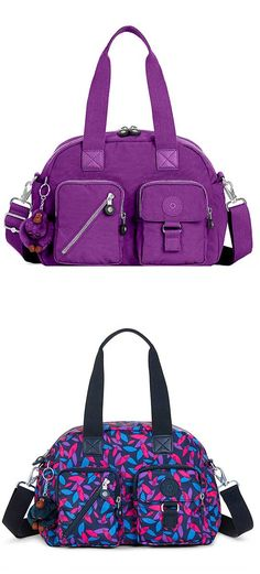 0d254e19e7b Kipling Defea Crossbody Bag - Best Travel Top-Handle Shoulder Bag #Kipling  #Top-Handle #Bag #Tote #ShoulderBag #Crossbody #Travel #Purple