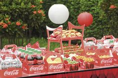 Como Fazer Festa Coca-Cola   Como Fazer Festas