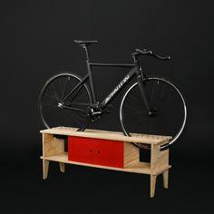 Imagen 3 de 31 de la galería de Chol1, Muebles de Interior para Bicicletas. Cortesía de Chol1