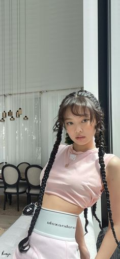 Blackpink Jennie, Kpop, Cute, Women, Fashion, Tumblr Iphone Wallpaper, Moda, Fashion Styles, Kawaii