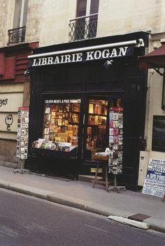Librairie Alain Kogan, 15, Rue du Bac, Paris, France ...