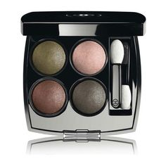 Chanel Beauty Les 4 Ombres Multi-Effect Quadra Eye Shadow/0.07 Oz. ($61) ❤ liked on Polyvore featuring beauty products, makeup, eye makeup, eyeshadow, beauty, tisse dautomne, chanel eyeshadow, palette eyeshadow, chanel and chanel eye makeup