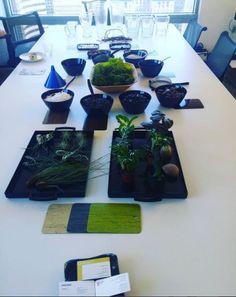 Workshop at ZGF Archtiects Terrarium Workshop, Interior Garden, Miniatures, Inside Garden, Minis, Courtyard Gardens, Terraced Garden