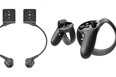 Oculus Touch Earphones on pre-orders from Amazon Microsoft Store