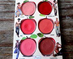 Palette TheBalm lèvres et joues