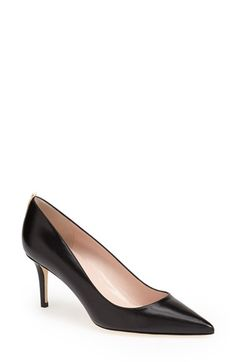 Just a nice little classic pump!  SJP by Sarah Jessica Parker SJP 'Fawn 70' Pump (Women) available at #Nordstrom