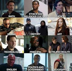 UMM if Cap and Bucky were my history teachers I would be there everyday,  I wouldn't really care what they were saying but I'd be there!!!!!
