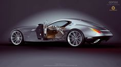 Luxury Mobility presents One Off Cars from ODYSSO. http://www.luxury-mobility.com/one-off-world.html. Designer Paulo Czyżewski. Intellectual properties and © copyright @ the designer and ODYSSO Automobile GmbH