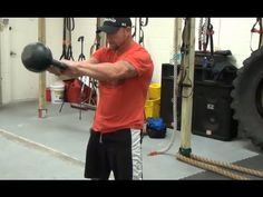 How to perform the Kettlebell Swing. I have to admit that I was doing these COMPLETELY wrong for a long time. This video is pretty straight forward about what you're focus is in the swing.